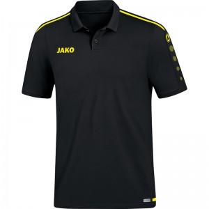 Jako Poloshirt Polo Striker 2.0 schwarz/neongelb 6319