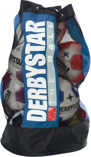 Derbystar Ballsack blau für 10 Bälle
