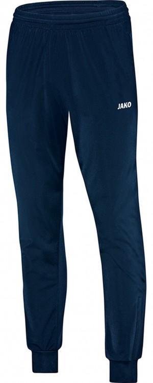 Jako Kinder Polyesterhose Jogginghose Trainingshose Classico marine blau 9250