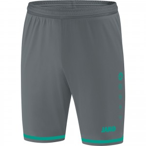 Jako Kinder Sporthose Short Striker 2.0 anthrazit/türkis 4429