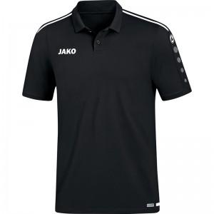 Jako Poloshirt Polo Striker 2.0 schwarz/weiß 6319