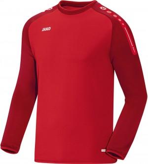 Jako Sweatshirt Sweat Champ rot dunkelrot Gr.XXL 8817