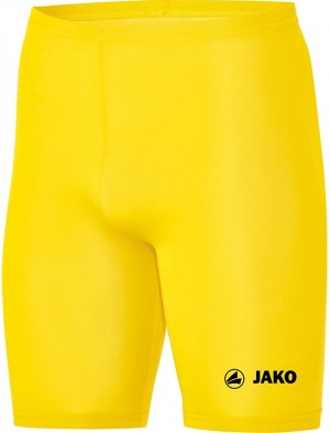 Jako Herren Tight Basic 2.0 citro gelb Gr.XXL Unterziehhose 8516
