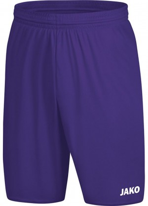 Jako Herren Sporthose Short Manchester 2.0 lila - 4400