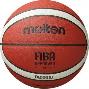 Molten Basketball BG3800 Nachfolger vom BGMX Gr. 7, 6, ,5