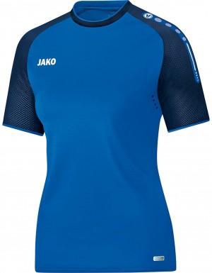 Jako Damen T-Shirt Champ royal marine blau