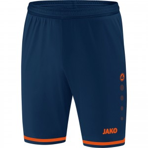 Jako Herren Sporthose Short Striker 2.0 navy/flame 4429