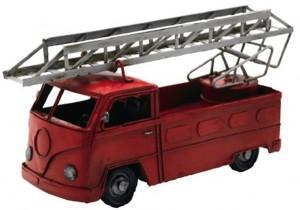 Feuerwehrbully Historisches Feuerwehrfahrzeug