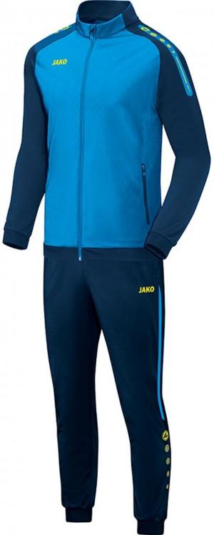 Jako Kinder Polyesteranzug Trainingsanzug Champ JAKO blau M9117