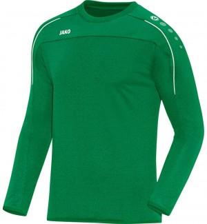 Jako Kinder Sweatshirt Sweat Classico sportgrün grün 8850