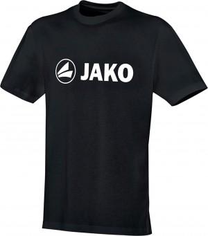 Jako Baumwolle T-Shirt Promo schwarz 6163