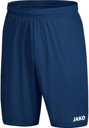 Jako Herren Short Anderlecht 2.0 navy blau mit Innenslip Shorts Fußballshort 4403