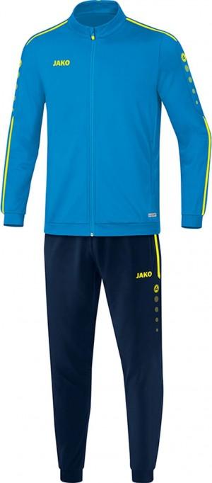 Jako Kinder Trainingsanzug Striker 2.0 JAKO blau/neongelb M9119