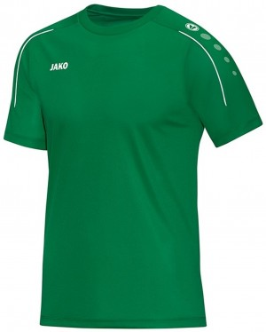 Jako T-Shirt Classico sportgrün 6150