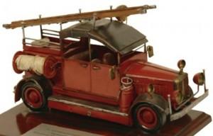 Leiterwagen Historisches Feuerwehrfahrzeug