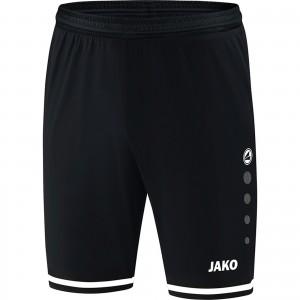Jako Herren Sporthose Short Striker 2.0 schwarz/weiß 4429