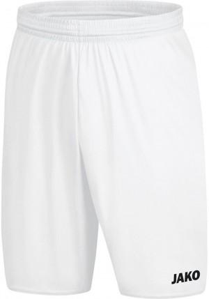 Jako Damen Sporthose Short Manchester 2.0 weiß - 4400D