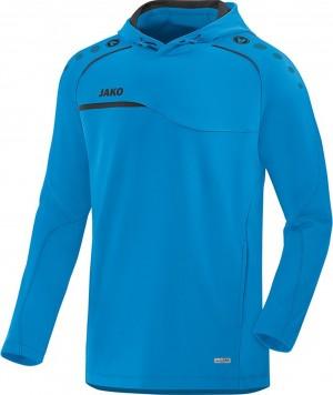 Jako Damen Herren Sweatshirt Kapuzensweat Prestige JAKO blau/anthrazit 8858
