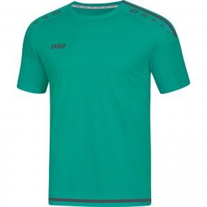 Jako Kinder T-Shirt Striker 2.0 türkis/anthrazit 4219