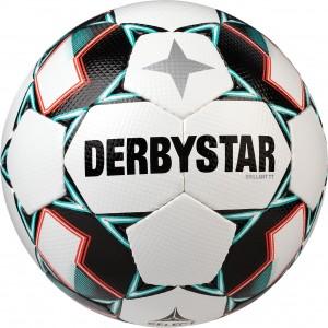 Ballpaket 15x Derbystar Fußball Brillant TT Handgenäht Gr.5