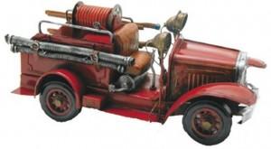 Spritzenwagen Historisches Feuerwehrfahrzeug