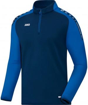 Jako Sweatshirt Ziptop Champ marine blau Gr.S 8617