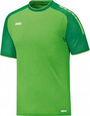 Jako Herren T-Shirt Champ soft green sportgrün grün