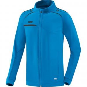 Jako Damen Herren Jacke Trainingsjacke Prestige JAKO blau/anthrazit 9358