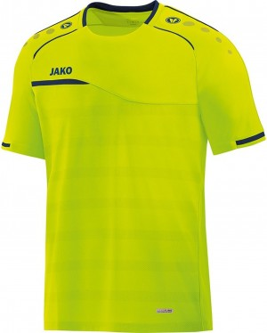 Jako Kinder T-Shirt Prestige lemon/marine 6158