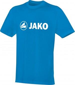 Jako Baumwolle T-Shirt Promo JAKO blau 6163