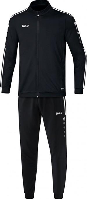 Jako Kinder Trainingsanzug Striker 2.0 schwarz/weiß M9119