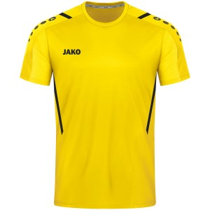Jako Herren KA Fußballtrikot Trikot Challenge citro/schwarz 4221