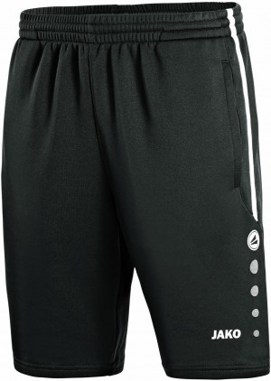 Jako Trainingsshort Short Active schwarz/weiß 8595