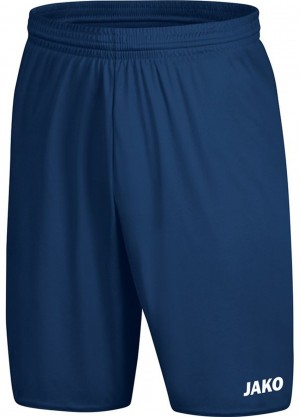 Jako Damen Sporthose Short Manchester 2.0 navy - 4400D