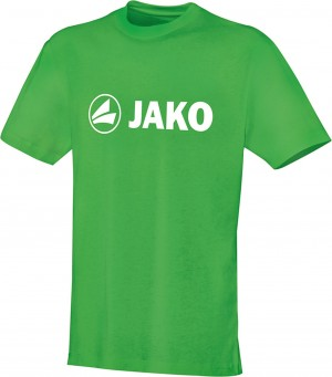 Jako Baumwolle T-Shirt Promo soft green 6163