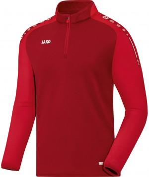 Jako Kinder Sweatshirt Ziptop Champ dunkelrot rot 8617 Gr.152