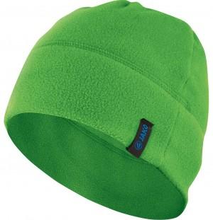 Jako Fleecemütze Mütze soft green Junior Senior - 1224