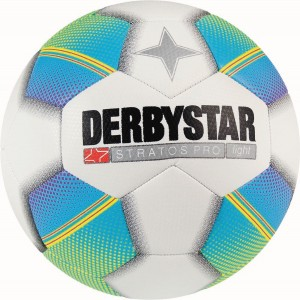 10x Derbystar Fußball Stratos Pro Light Gr.4 350g