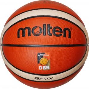 Molten Basketball BGF5X BGF6X BGF7X Gr. 7, 6, ,5