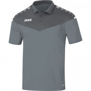 Jako Kinder Polo Champ 2.0 steingrau/anthra light 6320
