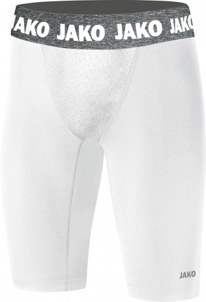 Jako Herren Short Tight Compression 2.0 weiß - 8551