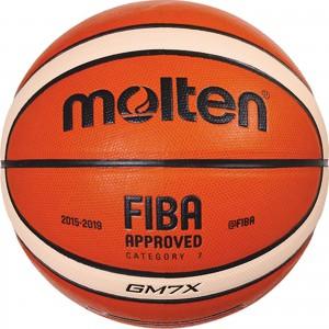 Molten Basketball BGM5X BGM6X BGM7X Gr. 7, 6, ,5