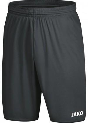Jako Damen Sporthose Short Manchester 2.0 anthrazit - 4400D