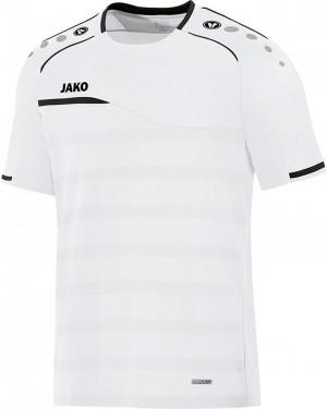 Jako Herren T-Shirt Prestige weiß/schwarz weiß 6158
