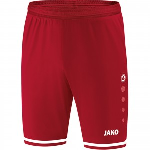 Jako Kinder Sporthose Short Striker 2.0 chili rot/weiß 4429