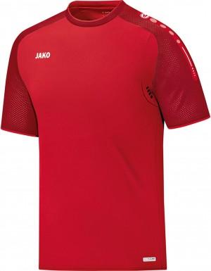 Jako Herren T-Shirt Champ rot dunkelrot