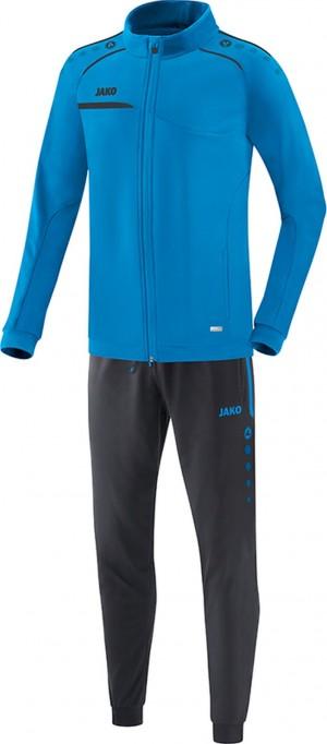Jako Kinder Jogginganzug Trainingsanzug Prestige JAKO blau/anthrazit M9158