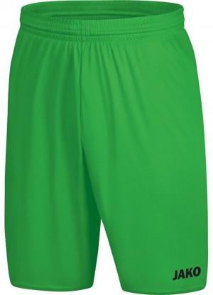 Jako Kinder Sporthose Short Manchester 2.0 soft green - 4400