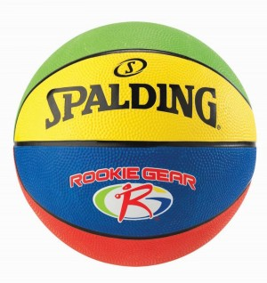 Spalding NBA Junior Rookie Gear Out