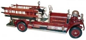 Einsatzfahrzeug Historisches Feuerwehrfahrzeug